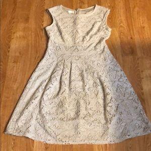 Like New London Times Lace Dress Size 8